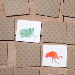 calashop juego de memoria safari