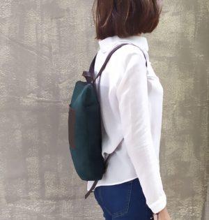 Cala alashop.com-mochila Lantana de piel hecha en España regalos