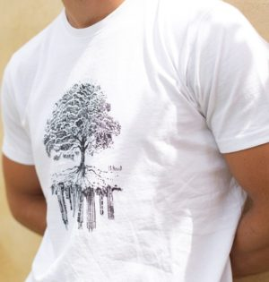 Cala camiseta chico Ciudad fabricada en España calaalicante tienda independiente 30 aniversario regalo