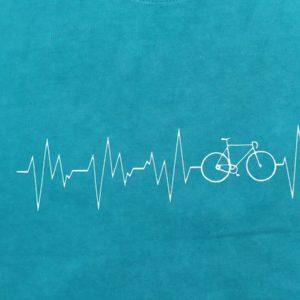 Cala camiseta cardio bici 100% algodón fabricado en España calaalicante 30 aniversario