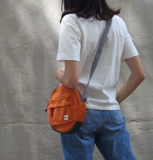 Cala bolso Sil mango fabricado con botellas de plástico calaalicante 30 aniversario