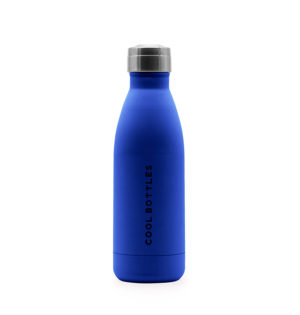 Cala botella termo azul acero inoxidable calaalicante 30 aniversario