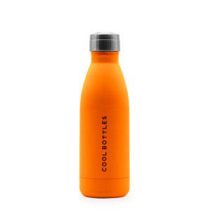 Cala botella termo naránja de acero inoxidable calaalicante tienda independiente 30 aniversario