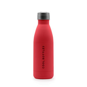 Cala botella termo roja acero inoxidable calaalicante 30 aniversario