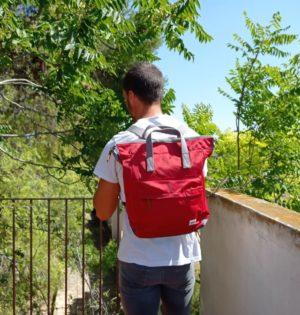 Cala mochila Océano roja calaalicante 30 aniversario regalos