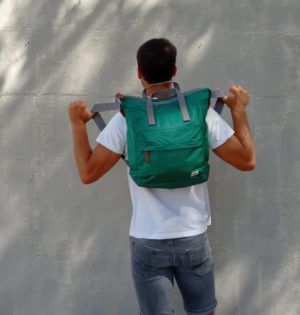 Cala mochila Océano verde billar calaalicante 30 aniversario