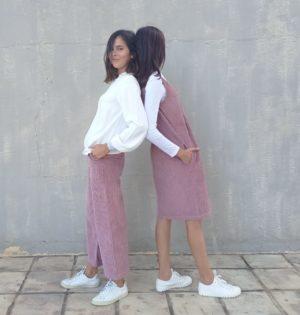 Cala pantalón de pana 100% algodón hecho en Portugal calaalicante caladesde1990