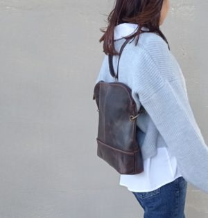 Cala mochila y bolso Álamo piel hecho en España calaalicante caladesde1990