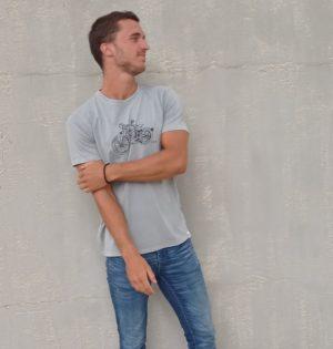 Camiseta chico calaalicante 30 aniversario