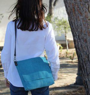 Cala bolso Muérdago piel hecho en España calaalicante caladesde1990