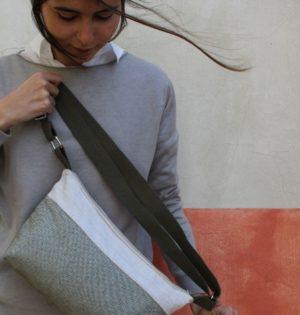 Cala bolso de tela hecho en España calaalicante caladesde1990
