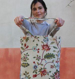 Cala bolsa de tela hecha en España calaalicante caladesde1990
