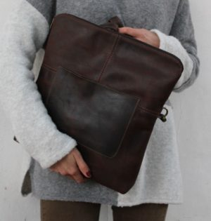 Cala mochila y bolso Jacaranda piel hecho en España calaalicante caladesde1990