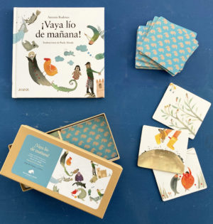 Cala con trompa y cartón calaalicante papelería hecho en España