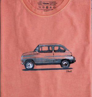 Cala camiseta chico de algodón fabricada en España calaalicante caladesde1990