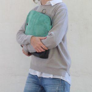 Cala mochila y bolso Álamo de piel hecho en España calaalicante caladesde1990