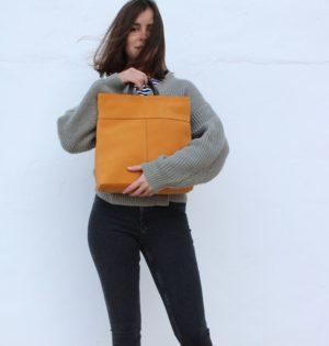 Cala mochila y bolso Sauce piel hecho en España calaalicante