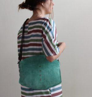 Cala bolso Iris piel hecho en España calaalicante caladesde1990