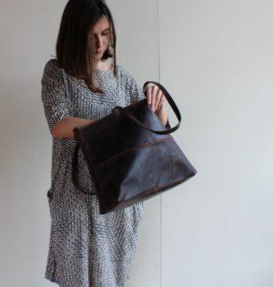 Cala bolso Chopo piel hecho en España calaalicante caladesde1990