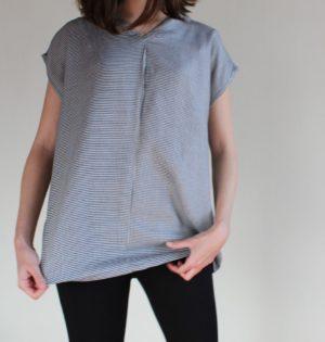 Cala blusa rombitos calaalicante diseño español caladesde1990