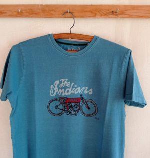 Camiseta Indian Egeo de chico 100% algo´don calaalicante fabricado en España caladesde1990